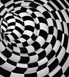helix black white