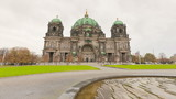 Berliner Dom (Berlin Cathedral) Motion Timelapse in FullHD