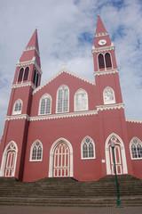 Iglesia metálica