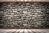 Fototapety stone wall texture