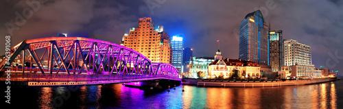 Shanghai Waibaidu bridge - 46391068
