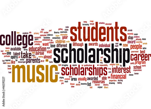 college_music_scholarship