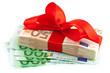 liasse billets cadeaux