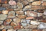Fototapety Stone masonry wall
