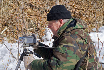 Man with camera 16