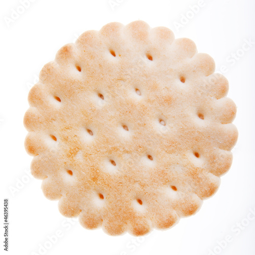 cookie isolated on white