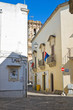 Alleyway. Copertino. Puglia. Italy.