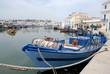 bateau de pêche du port de Bizerte