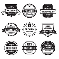 Badges Collection 01