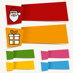 Christmas Banner No. 1