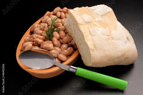 Pane e fagioli
