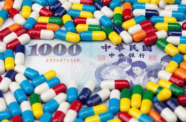 Taiwanese Money and Medicine