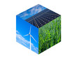 Renewable Energy Cube