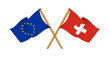 European Union and Switzerland alliance and friendship