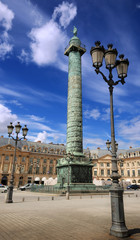 Place Vendome.