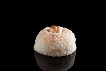 Hazelnut panellet. Catalan cuisine