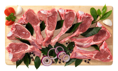 Costine di agnello - lamb ribs