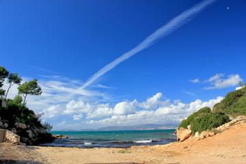 Bucht Sa Pesquera Plana Mallorca