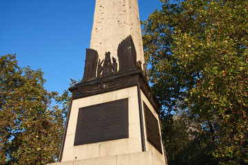 London, Cleopatra's Needle,UK