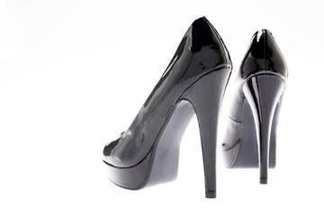 Zapatos de salón de señora