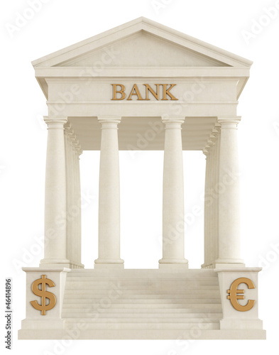 stone bank icon