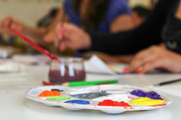 cours arts plastiques collège