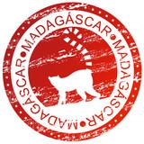 Carimbo - Madagáscar poster
