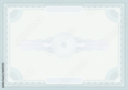 certificate background
