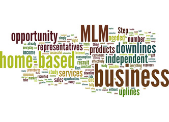 Home - Based MLM Business Opportunity Business