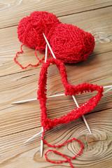 Everyone loves knitting