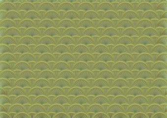 rice seedlings pattern backgroung