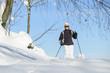 Tour im Schnee