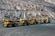 Fototapete Trucks - Minerals - Industrie allgemein