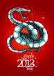 New Year card 2013.