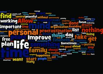 How to Improve Your Personal Life Avoiding Procrastination
