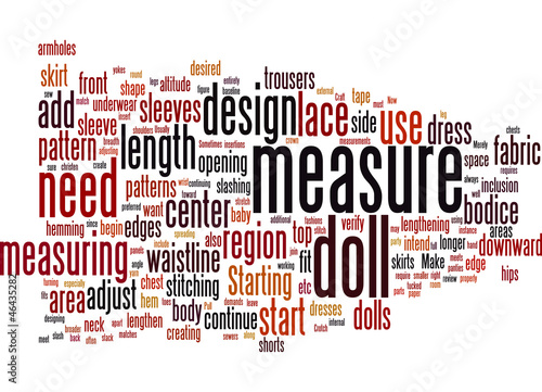 How to Measure your Doll for Craft
