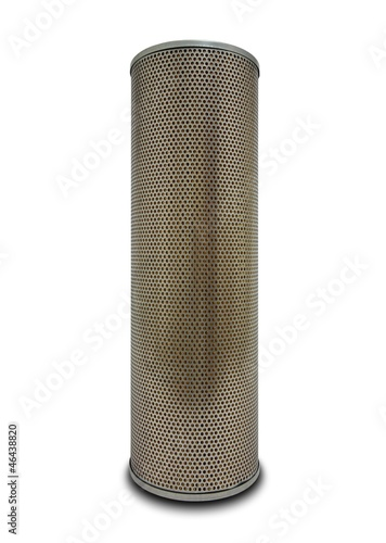 Radial air filter element