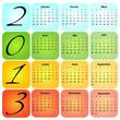 Calendrier 2013 : Saisons