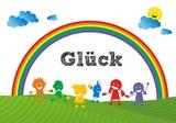 Glück - Regenbogenkinder ~ Rainbow Children