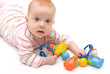 Playing Baby Girl