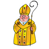 Priest Bishop Pope