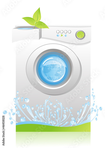 machine washing
