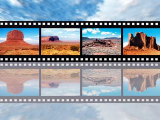 Nordamerikanische Landschaften