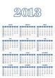American Calendar