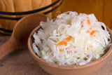 Pickled cabbage homemade