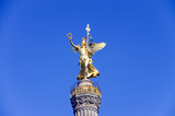 Fototapety siegessäule victory column in berlin