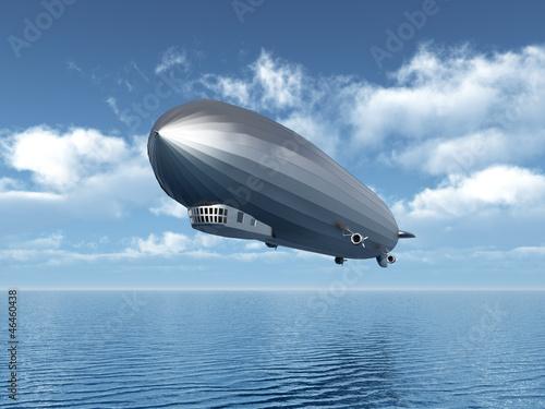 Luftschiff - 46460438