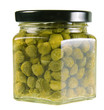Jar of capers