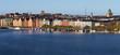 Panorama Kungsholmen Stockholm.