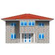 graues Haus, Stadtvilla - Icon